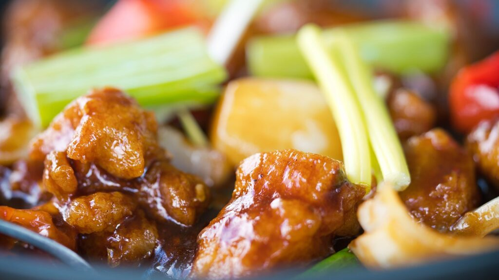 chili chicken, indian food, indochinese