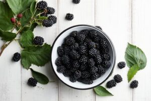 blackberries nutrition facts and benefits