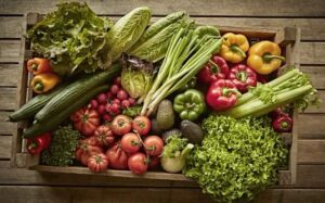 healthy vegetables to boost your immunity